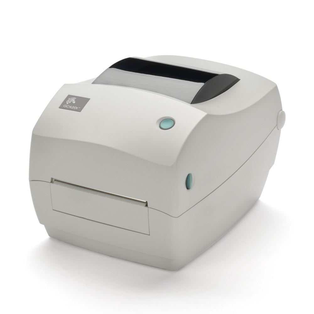 Imprimantes transfert thermique IMPRIMANTE DE BUREAU ZEBRA GC420T
